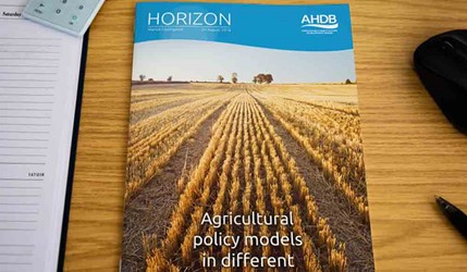 Agricultural policy models in different parts of the world - 8 August 2016