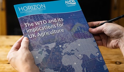 The WTO and its implications for UK agriculture - 29 June 2017